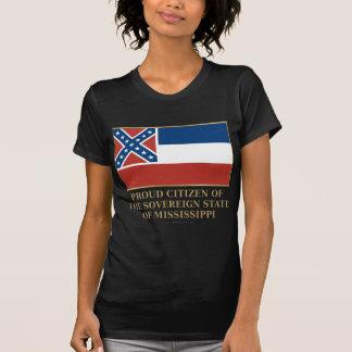 Proud Citizen of  Mississippi Shirt