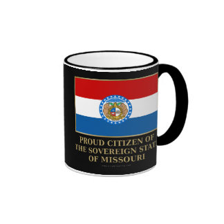 Proud Citizen of  Missouri Coffee Mug