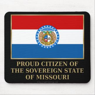Proud Citizen of  Missouri Mousepad