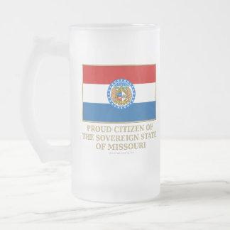 Proud Citizen of  Missouri Mugs