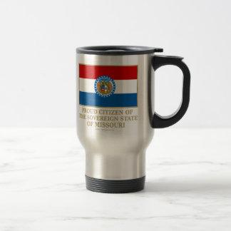 Proud Citizen of  Missouri Travel Mug