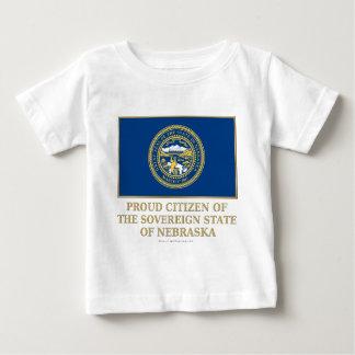 Proud Citizen of  Nebraska Shirt