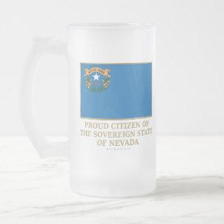 Proud Citizen of  Nevada Coffee Mugs