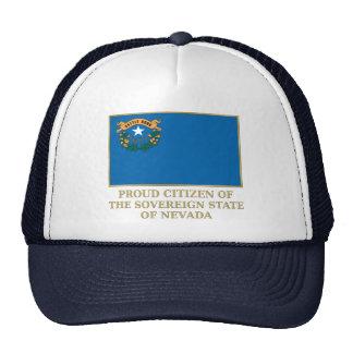 Proud Citizen of  Nevada Trucker Hat