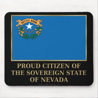 Proud Citizen of  Nevada Mousepad