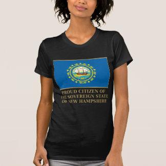 Proud Citizen of New Hampshire Tshirt