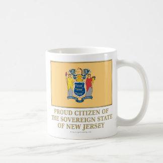 Proud Citizen of New Jersey Mug