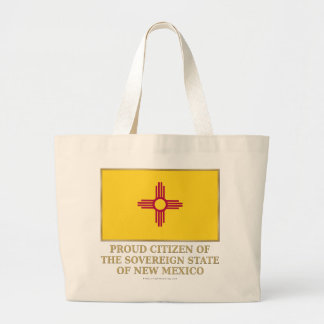 Proud Citizen of New Mexico Bags
