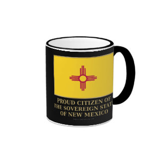 Proud Citizen of New Mexico Mugs