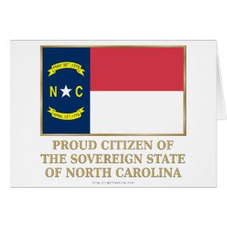 Proud Citizen of North Carolina Card