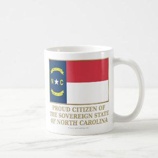 Proud Citizen of North Carolina Coffee Mug