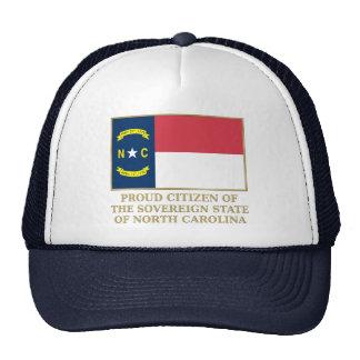 Proud Citizen of North Carolina Mesh Hats