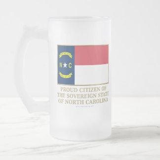 Proud Citizen of North Carolina Mugs