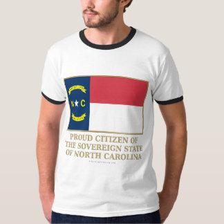 Proud Citizen of North Carolina Shirt