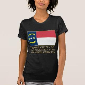 Proud Citizen of North Carolina Tshirt
