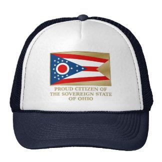 Proud Citizen of  Ohio Hats