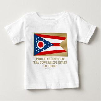 Proud Citizen of  Ohio Infant T-shirt
