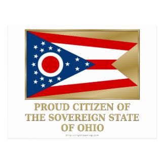 Proud Citizen of  Ohio Post Card