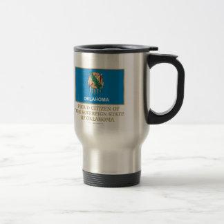 Proud Citizen of  Oklahoma Coffee Mug