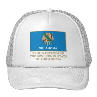 Proud Citizen of  Oklahoma Hat