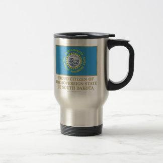Proud Citizen of South Dakota Coffee Mugs