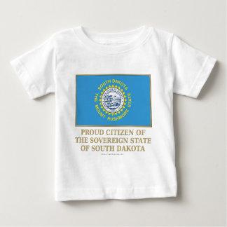 Proud Citizen of South Dakota Infant T-shirt