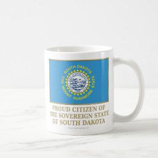 Proud Citizen of South Dakota Mug
