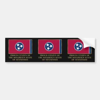 Proud Citizen of Tennessee Bumper Sticker