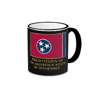 Proud Citizen of Tennessee Coffee Mug