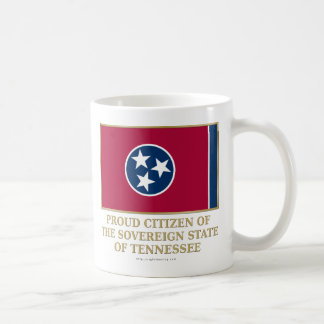 Proud Citizen of Tennessee Mugs