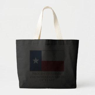 Proud Citizen of Texas Bags