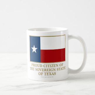 Proud Citizen of Texas Coffee Mug