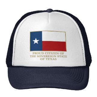 Proud Citizen of Texas Hat