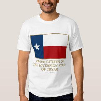 Proud Citizen of Texas T-shirt