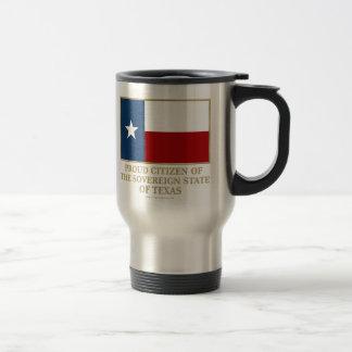 Proud Citizen of Texas Travel Mug