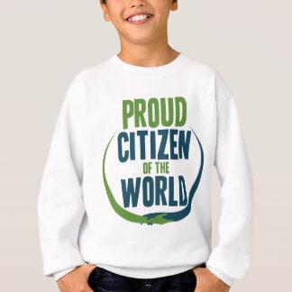 Proud Citizen of the World Sweatshirt