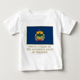 Proud Citizen of Vermont Shirt