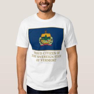 Proud Citizen of Vermont T-shirt