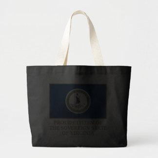 Proud Citizen of Virginia Bags