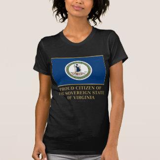 Proud Citizen of Virginia T-shirt