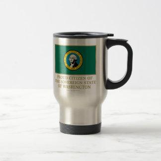 Proud Citizen of Washington Coffee Mug