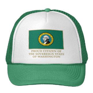 Proud Citizen of Washington Hat