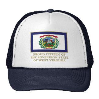 Proud Citizen of West Virginia Trucker Hat