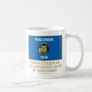 Proud Citizen of Wisconsin Mug