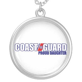 Proud Coast Guard Daughter Custom Jewelry