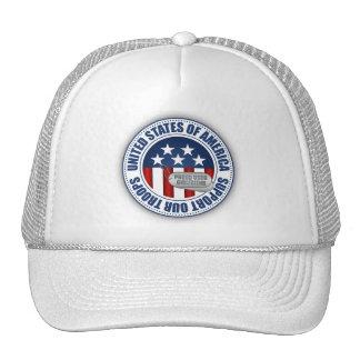 Proud Coast Guard Girlfriend Trucker Hat