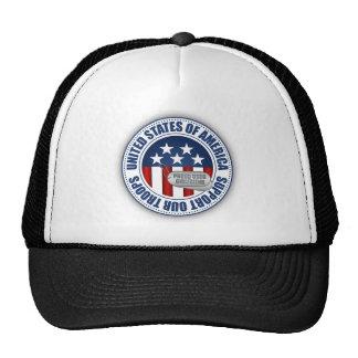 Proud Coast Guard Girlfriend Hats