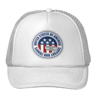 Proud Coast Guard Mom Hats