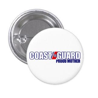 Proud Coast Guard Mother Pins