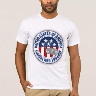 Proud Coast Guard Mother T-Shirt